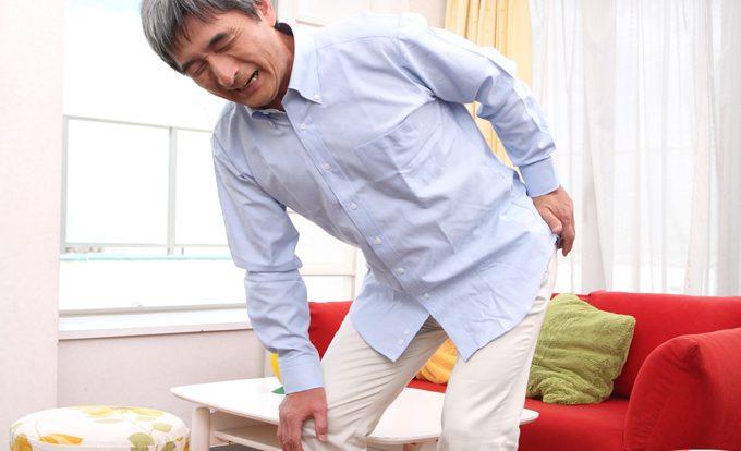シニア世代の腰痛