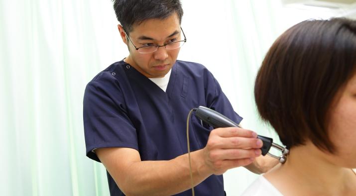 安全かつ早期回復を目指した治療法